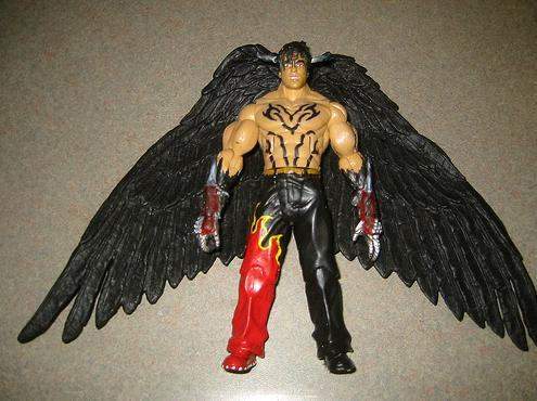 on Image   Devil Jin T5 Figure Jpg   The Tekken Wiki   Tekken 6  Tekken 5