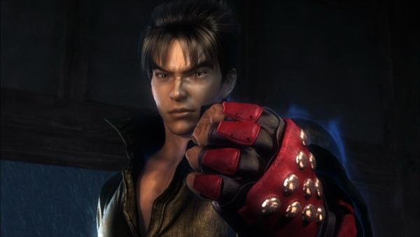 image jin kazama screenshot 1 tekken blood vengeance