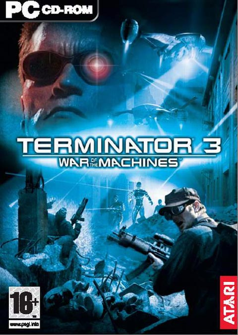 Terminator 3: War of the Machines [Portable][376.5Mb]