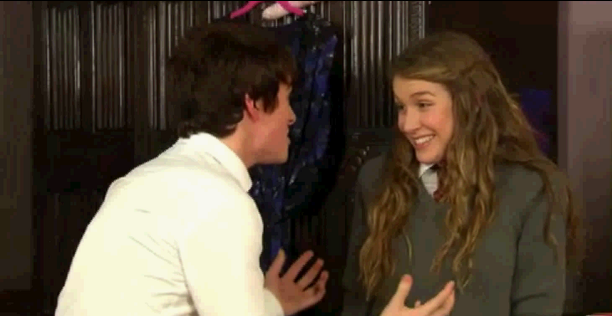 House Of Anubis Fabian And Nina Kiss
