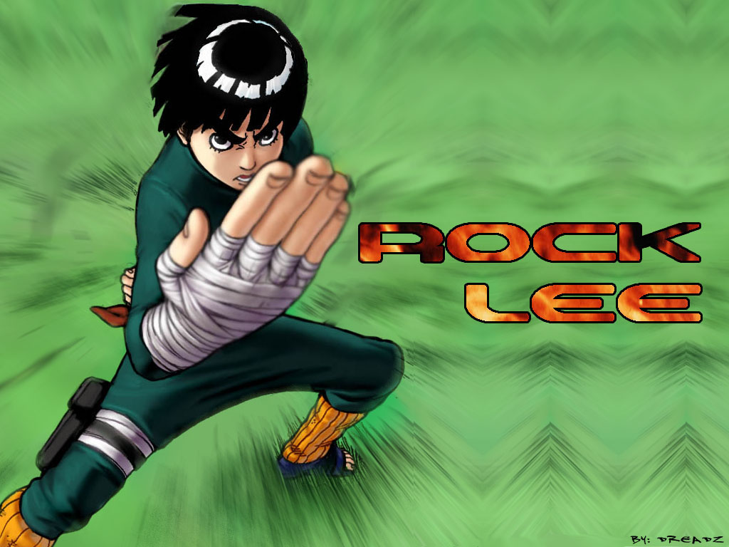 Rock Lee - Bakacosplay Wiki