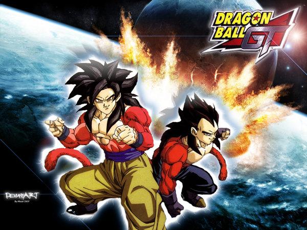 dragon ball gt gotenks. Dragon Ball GT