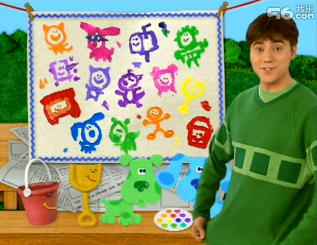 Image - Colors Everywhere 078.jpg - Blue's Clues Wiki