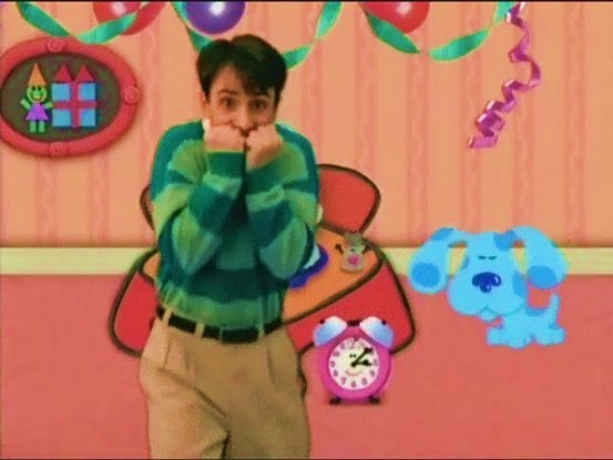 Image - Mailbox is Here!.jpg - Blue's Clues Wiki