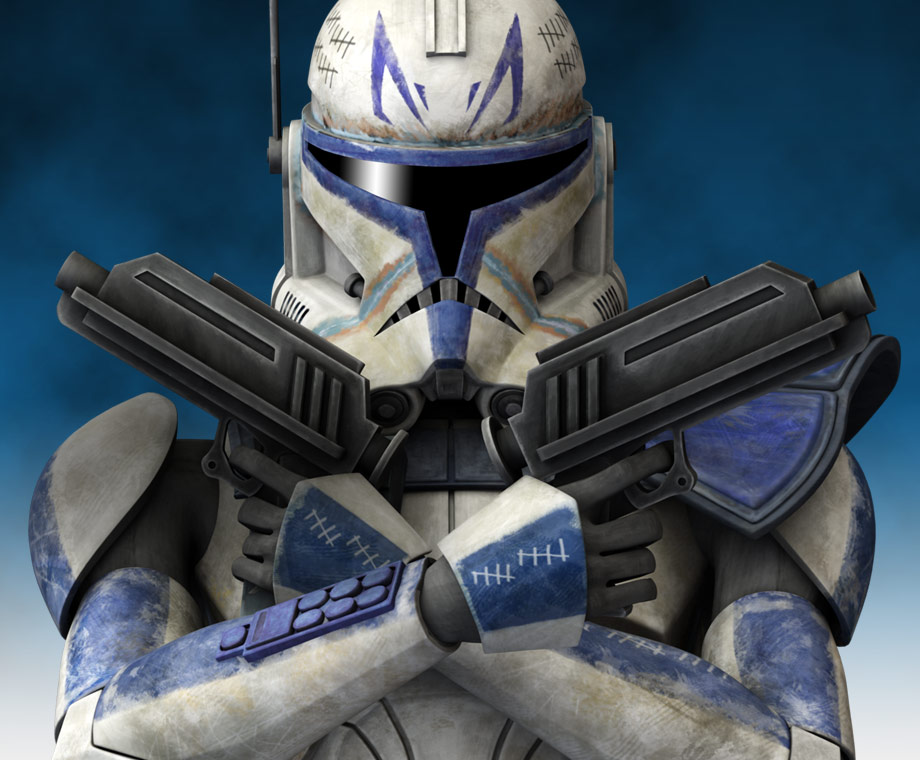 Image - Captain Rex Phase II.jpg - The Clone Wars