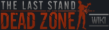 The Dead Zone Wiki Wordmark