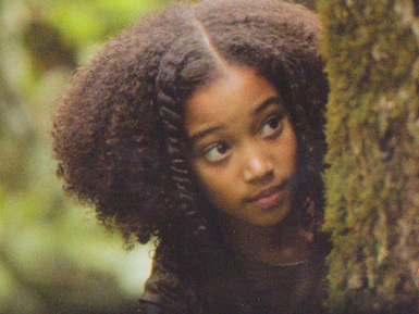 Rue Amandla Stenberg Hunger Games