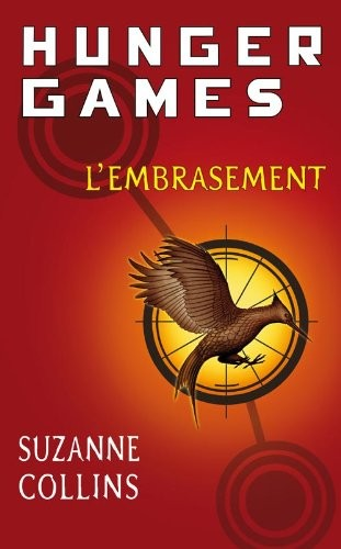 Couvertures d'Hunger Games Catching_Fire_French_cover