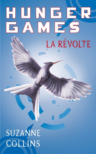 Couvertures d'Hunger Games Mockingjay_French_cover