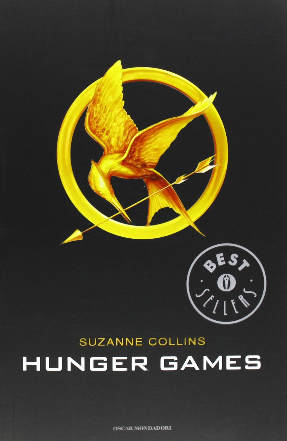 Couvertures d'Hunger Games ItalyCover
