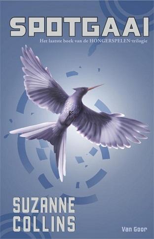 Couvertures d'Hunger Games Mockingjay_Dutch_cover_HB