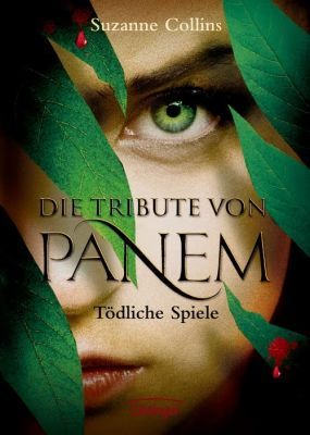 Couvertures d'Hunger Games GermanyCover