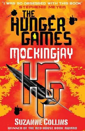 Couvertures d'Hunger Games MockingjayUK