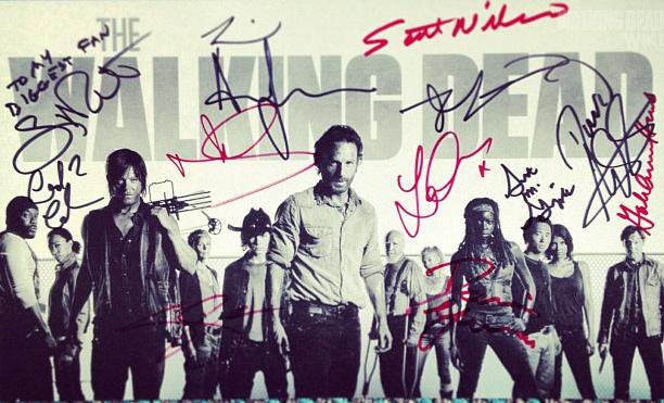 The Walking Dead 4ª Temporada: Informaciones,Fotos y Promos - Página 7 ElencoT4-Provisional