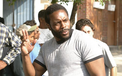 Rawls The Wire. Season three - The Wire Wiki