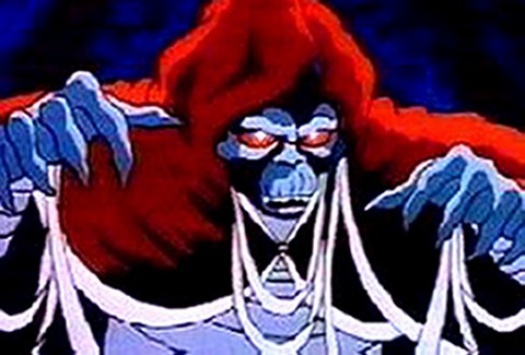 Thundercats on Theme To Thundercats   Mum Ra Is The Bad Guy