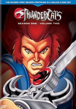 Thundercats Series on Downloads Thundercats   Season Two  Volume Two Online   Blog   Louie S