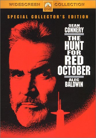 Hunt for Red October Movie