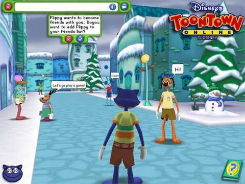 Toontown dating