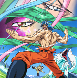 Toriko 50
