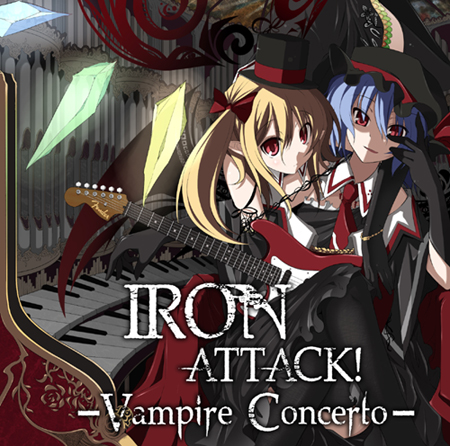 IRON ATTACK! DISCOGRAFIA Mediafire Vampirejacket