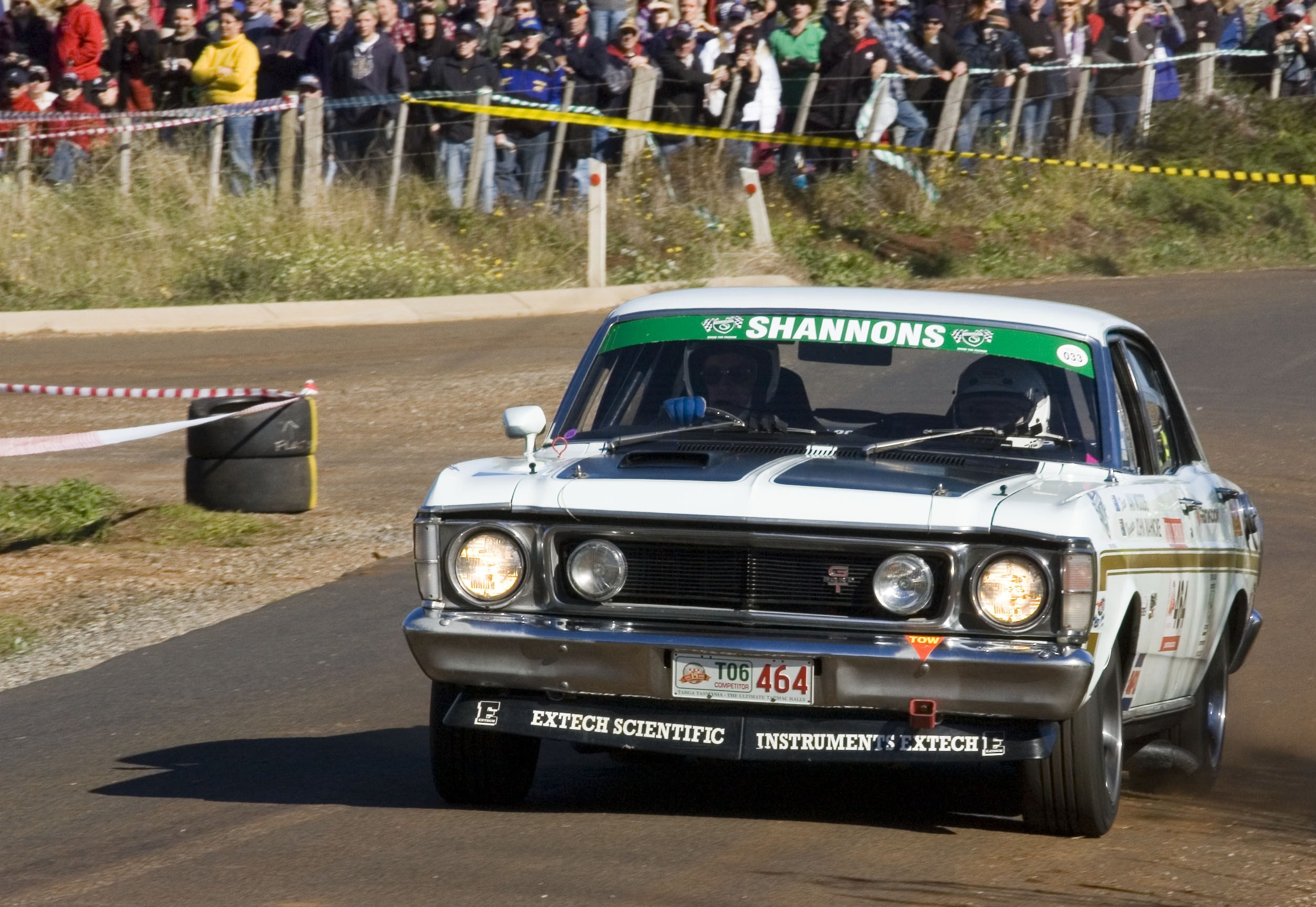 Main article: Ford XW Falcon