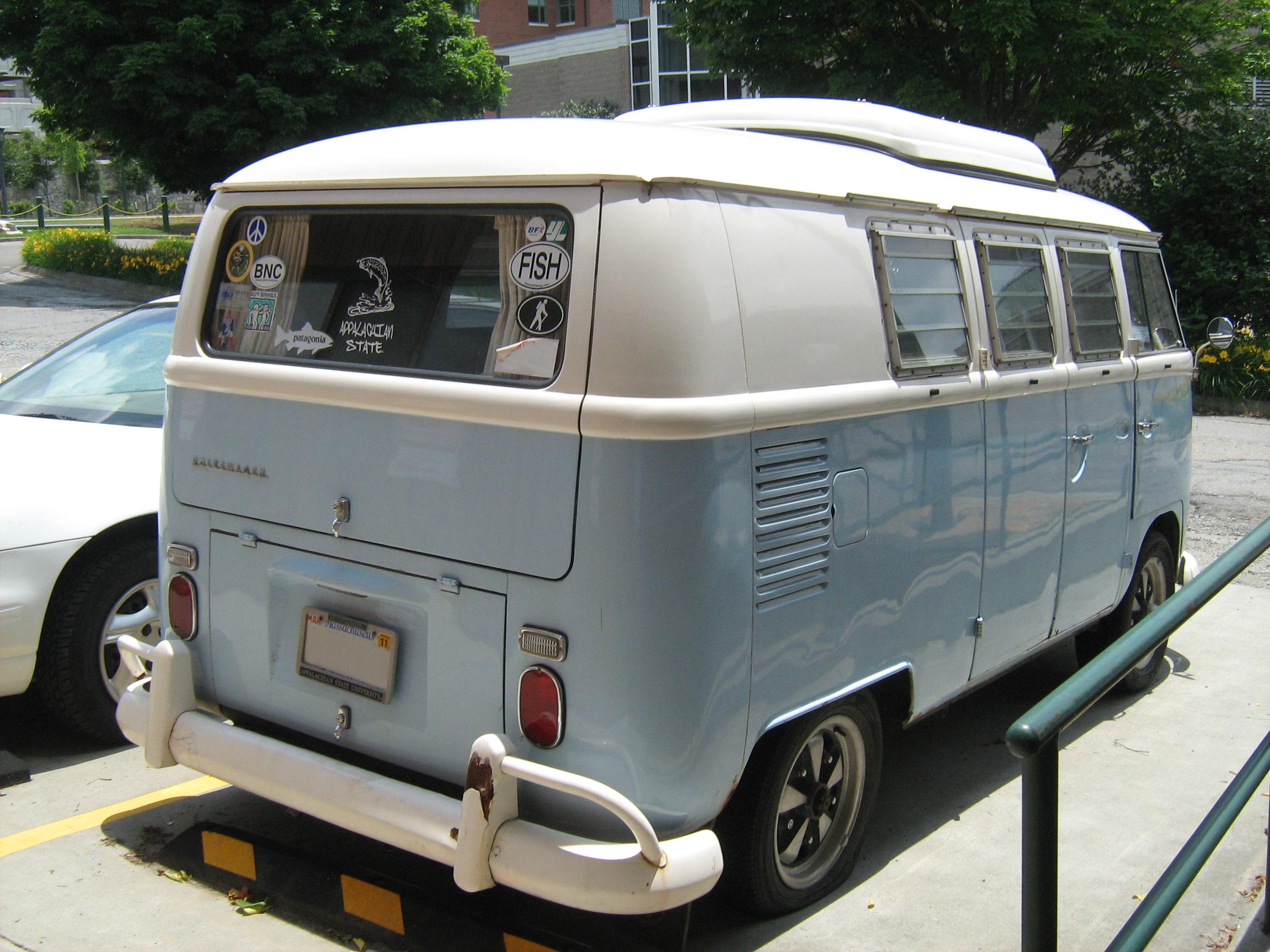 Volkswagen Westfalia Campers