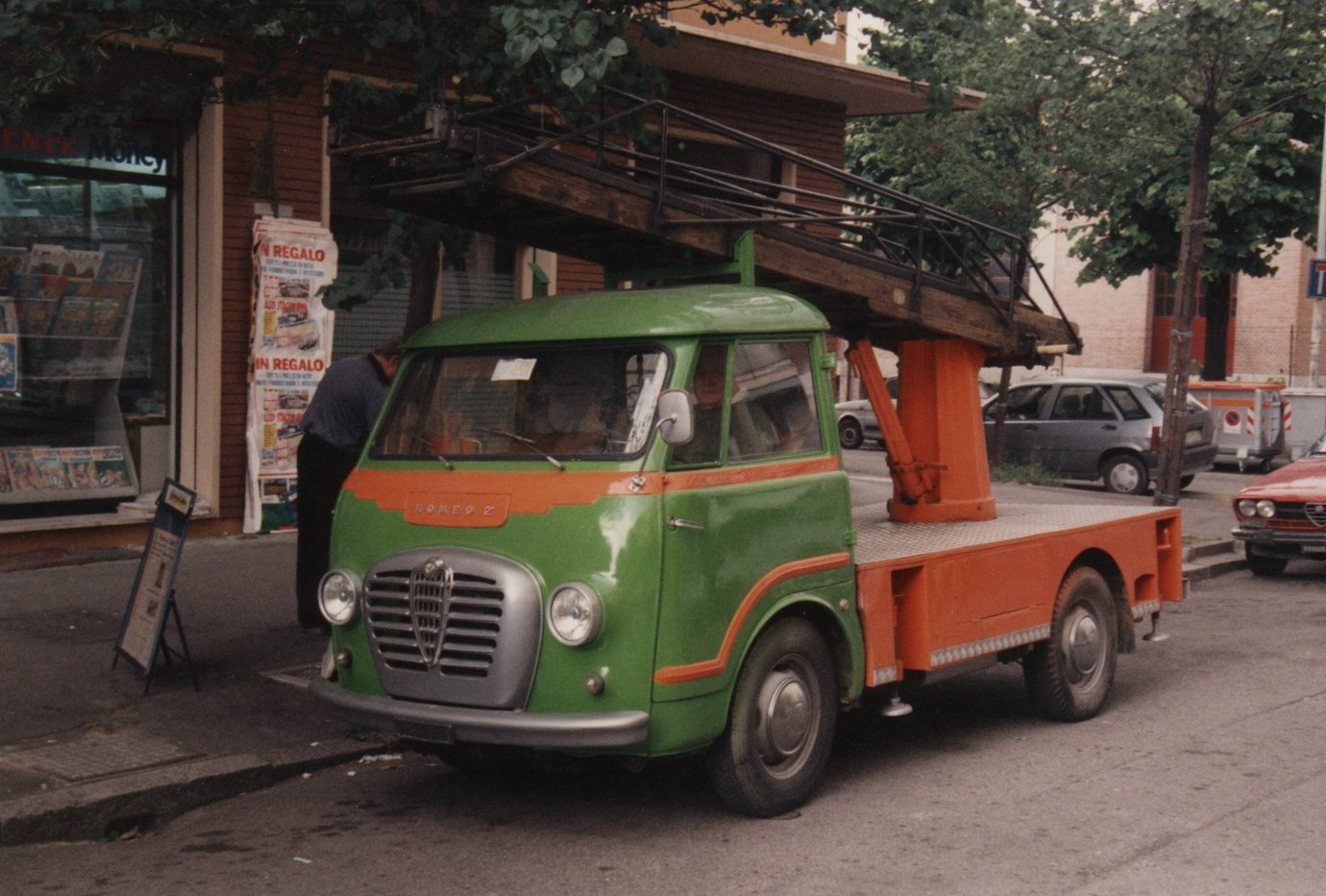 Alfa Romeo - Tractor