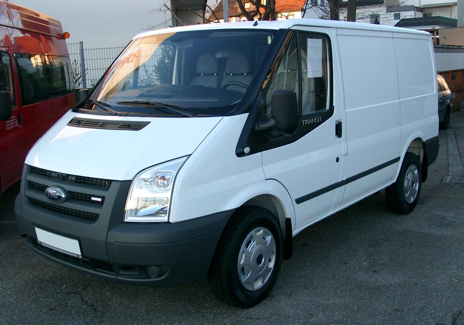Ford Transit 2006–present