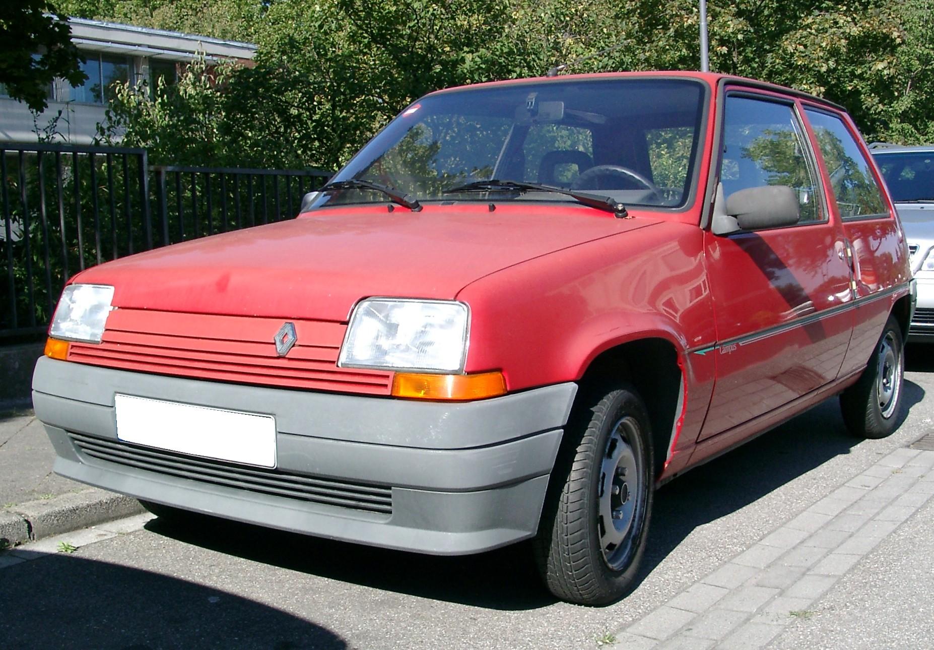 Renault 5 - Tractor