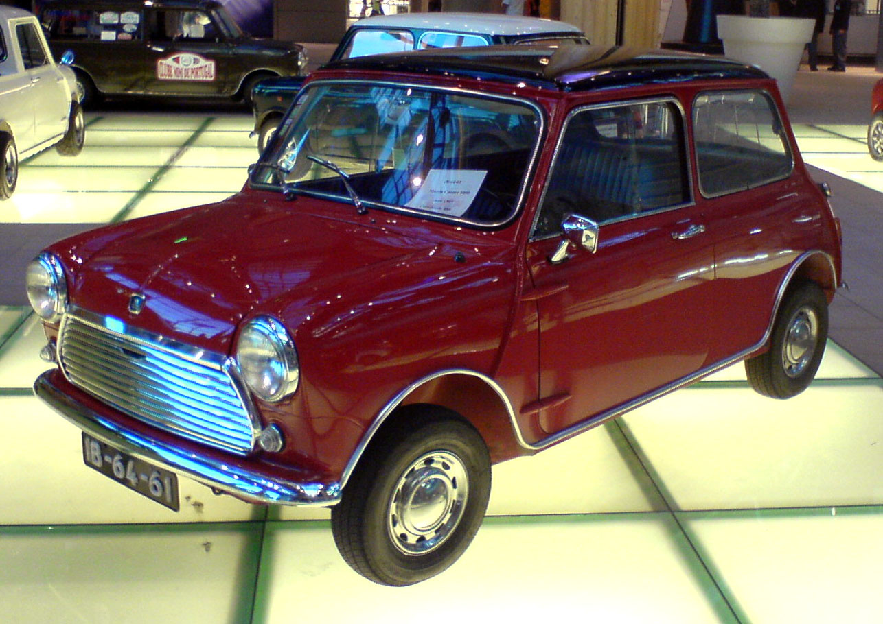 Mark II Mini: 1967–1973 Edit