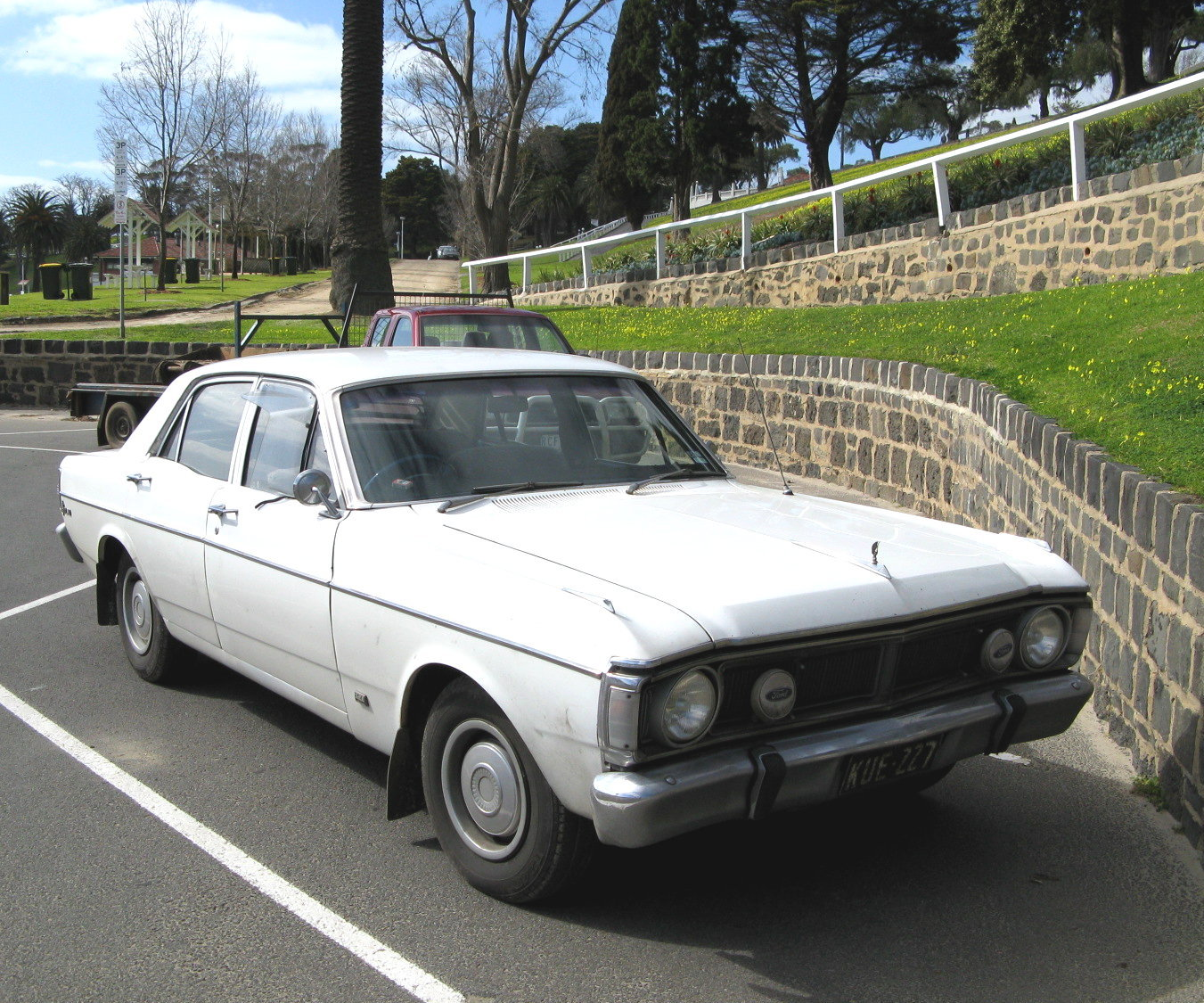 Main article: Ford XY Falcon