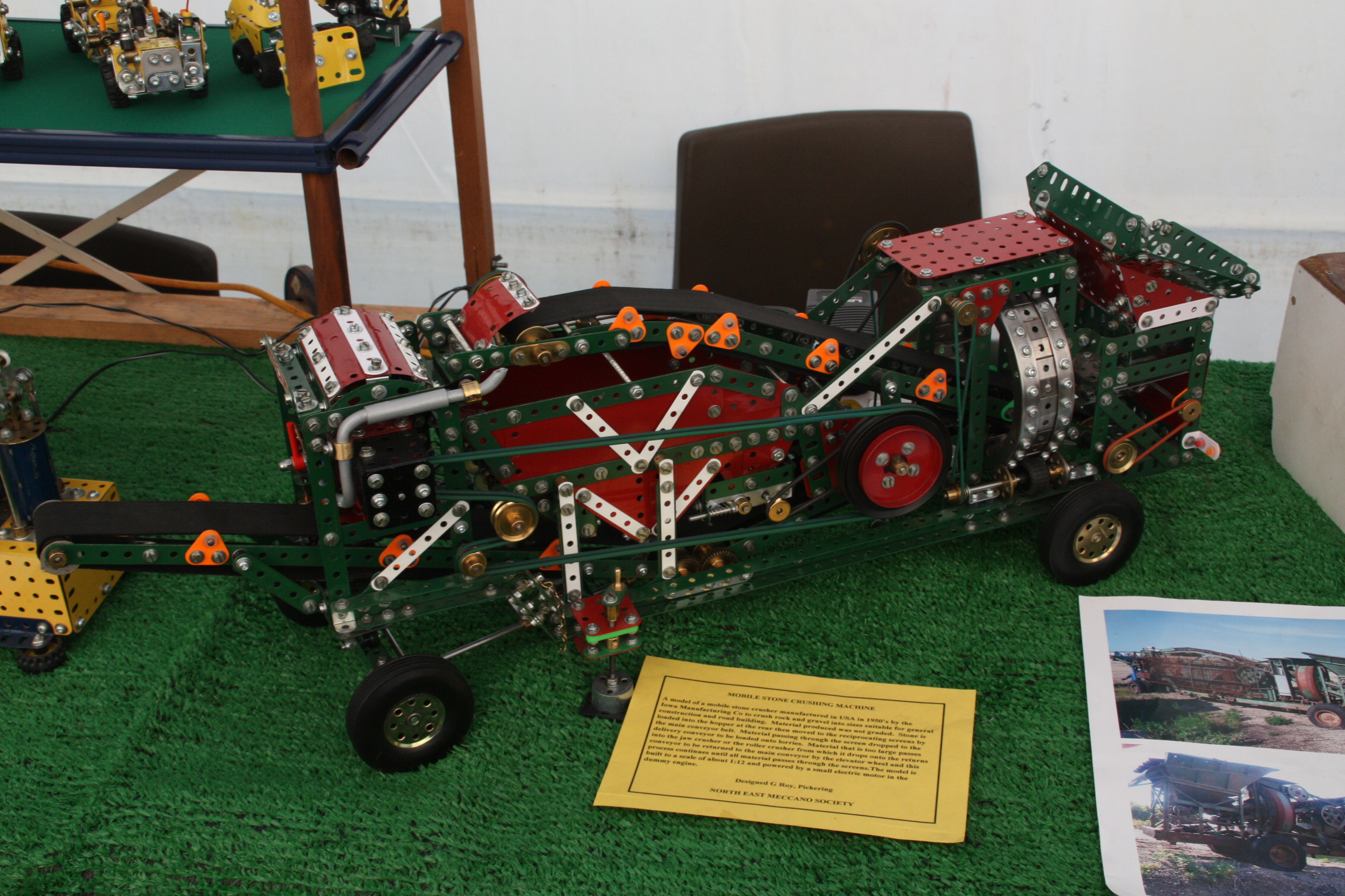 Meccano - Tractor & Construction Plant Wiki - The classic vehicle ...
