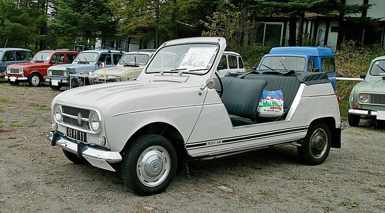 Renault 4 Fourgonette