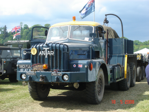 Thornycroft Antar - Tractor & Construction Plant Wiki - The ...