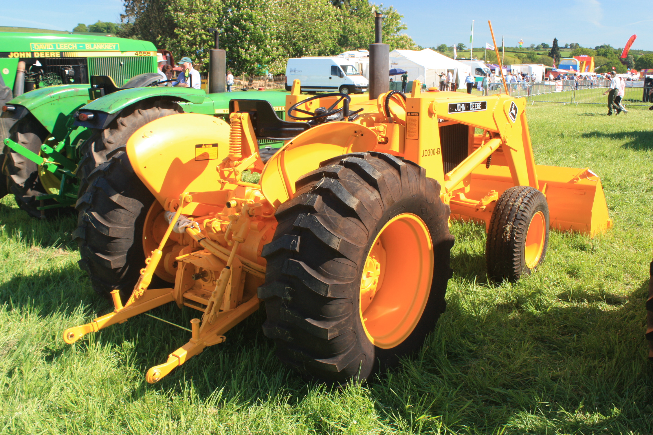 Jd 2010 Industrial Tractor : Top john deere industrial tractor images for pinterest
