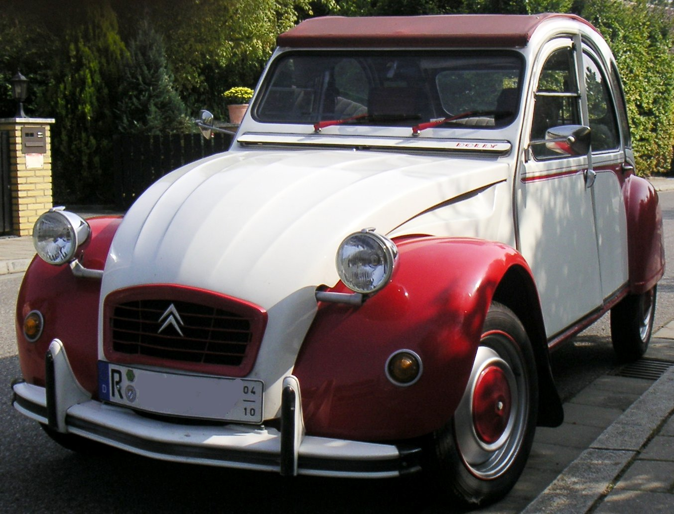 Citro?n 2CV Dolly. Scoty6776