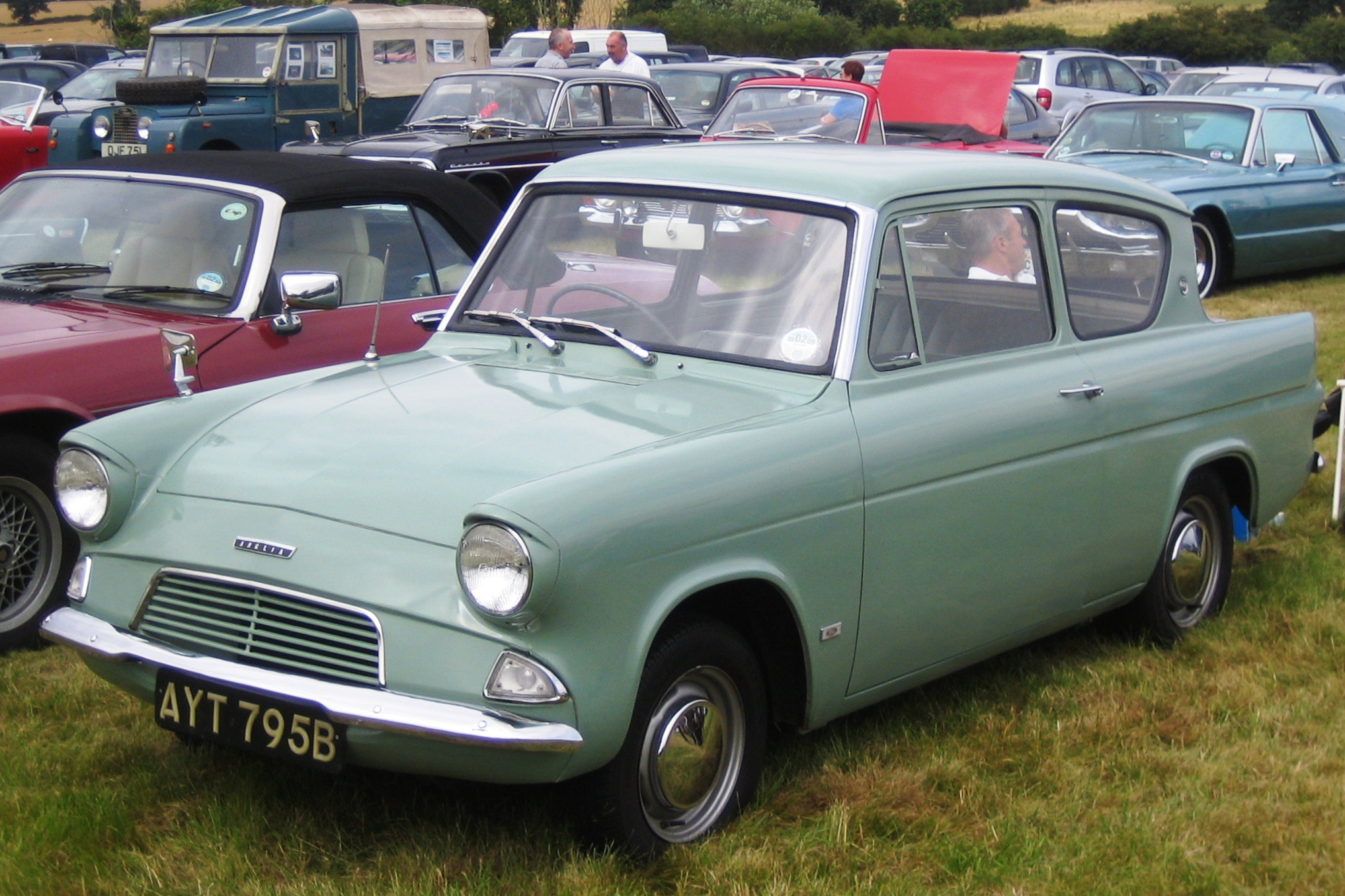 ford consul germany