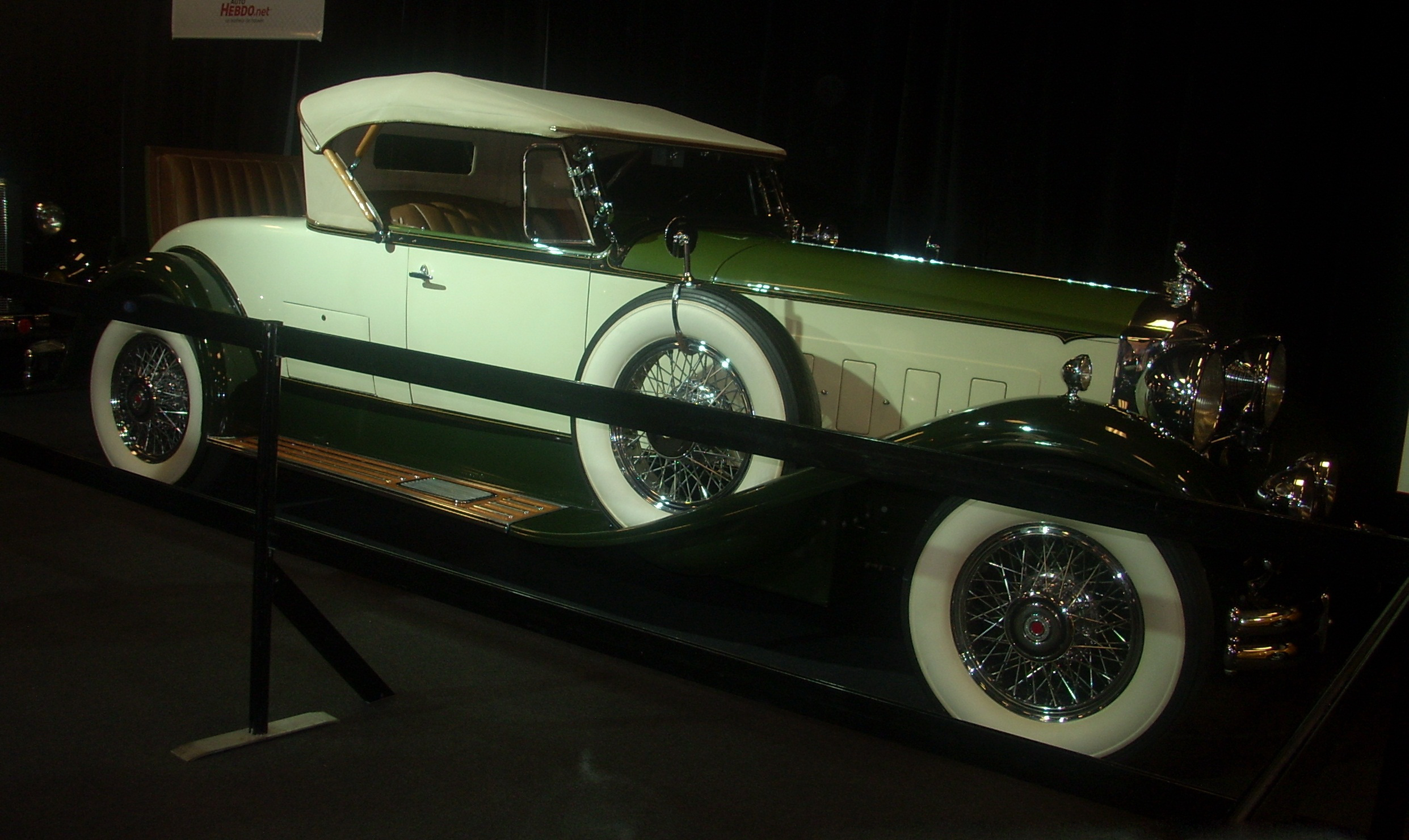 Packard - Tractor