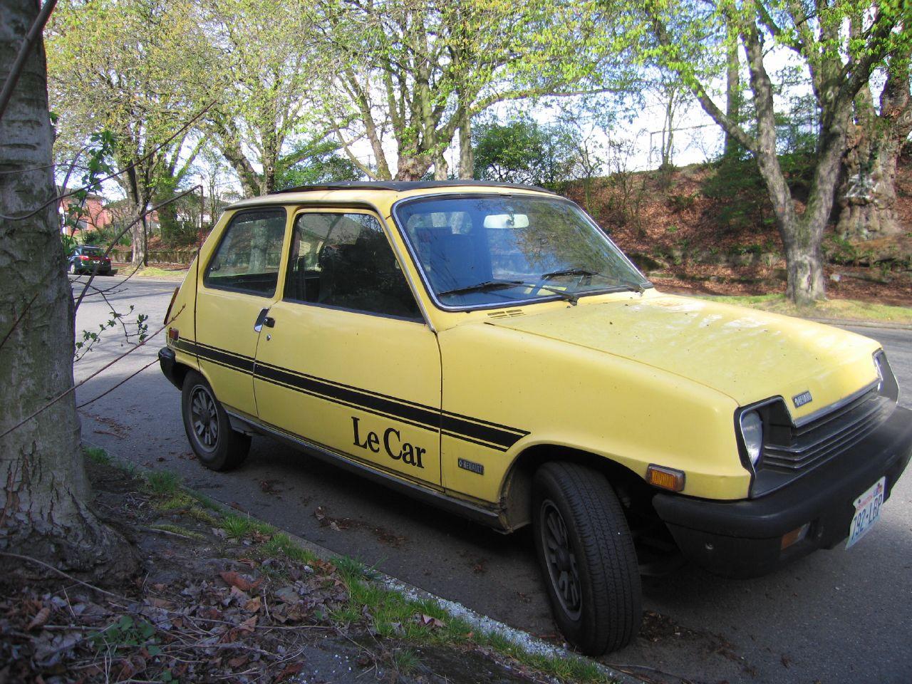 Renault Le Car Edit Renault Le