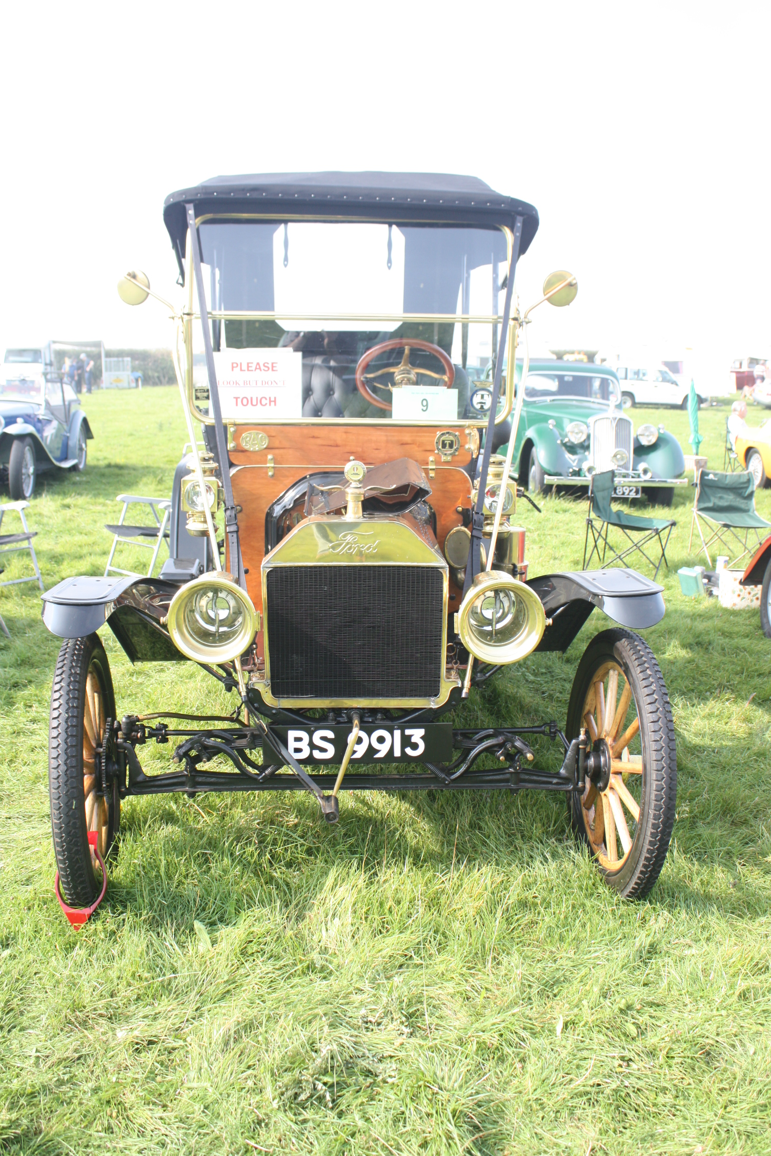Ford of Britain - Tractor