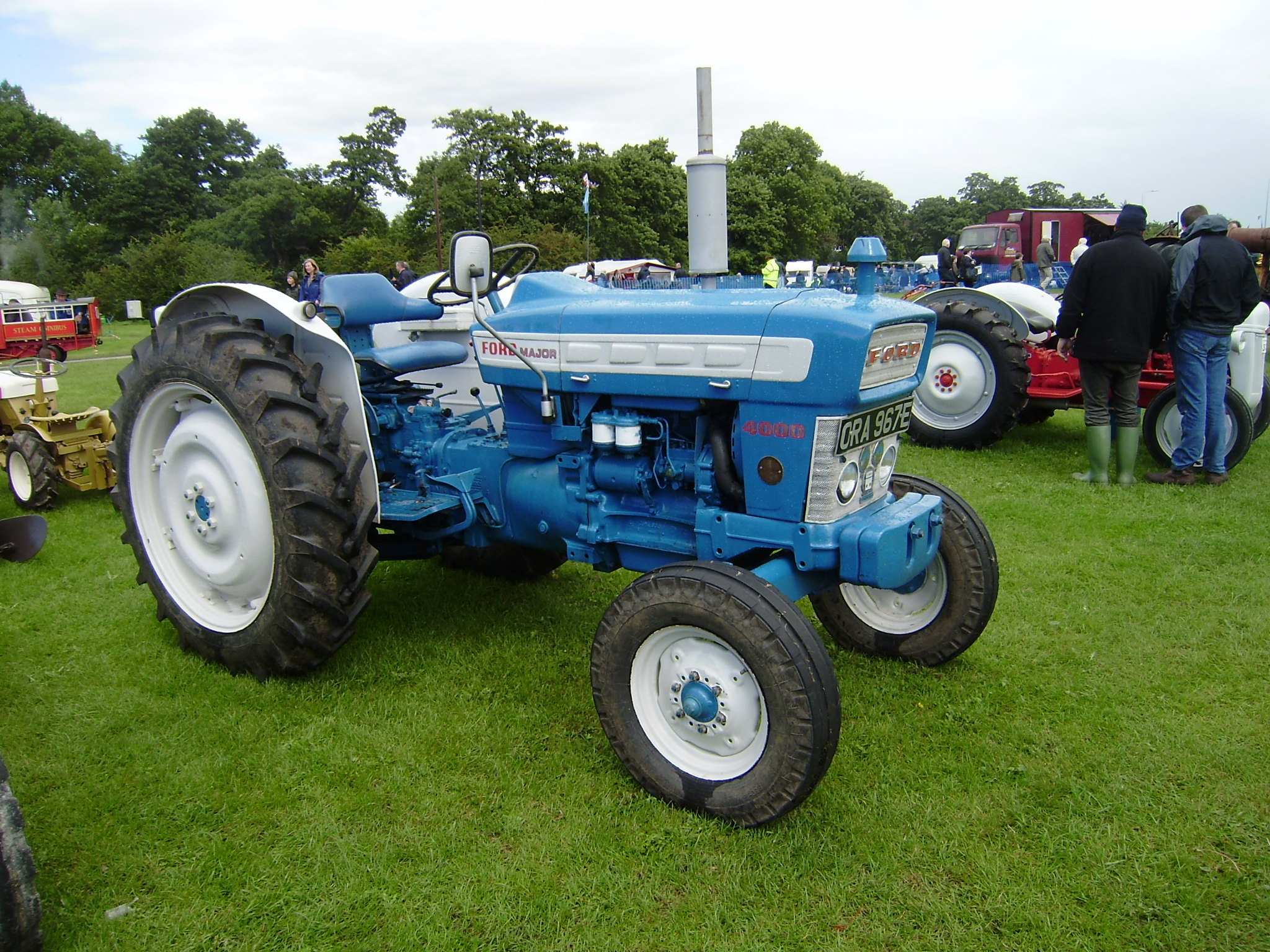 Ford 4000 Tractor Parts : Ford tractor for sale in ireland