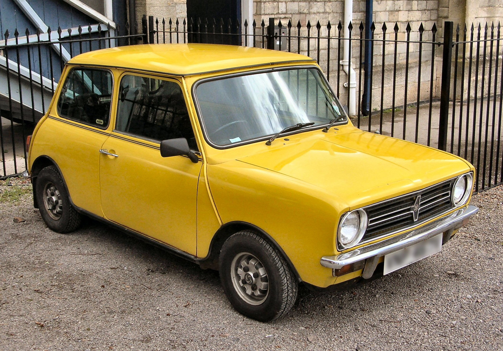 Mini Clubman and 1275GT: