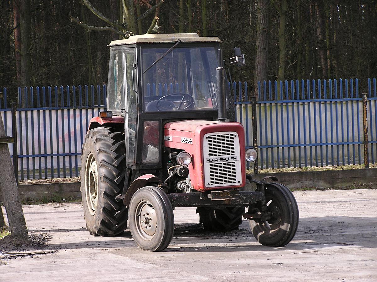 Ursus Tractor Models