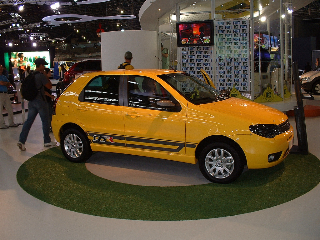 Fiat Palio - Tractor