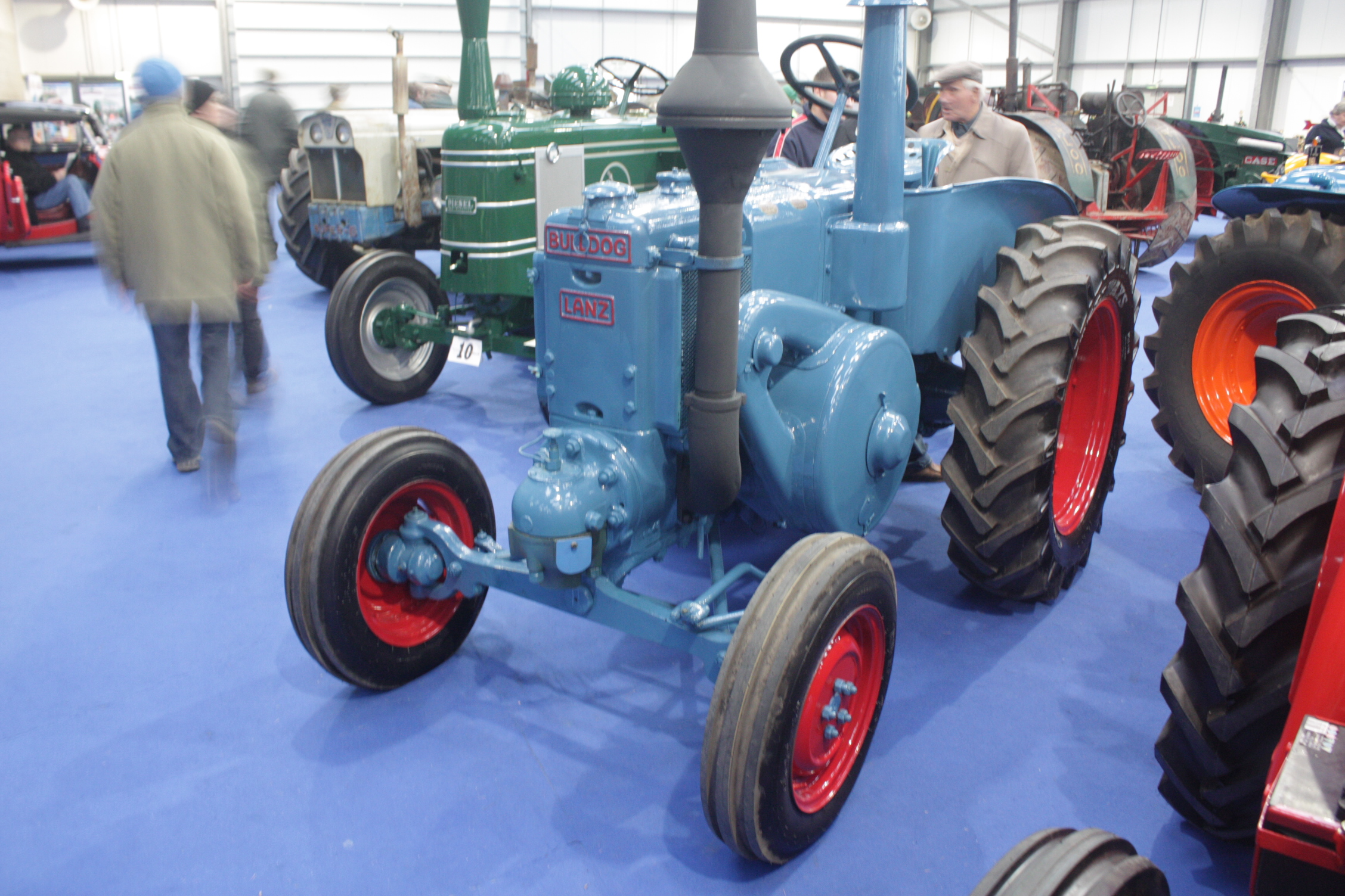 lanz bulldog tractor   eBay - Electronics, Cars, Fashion