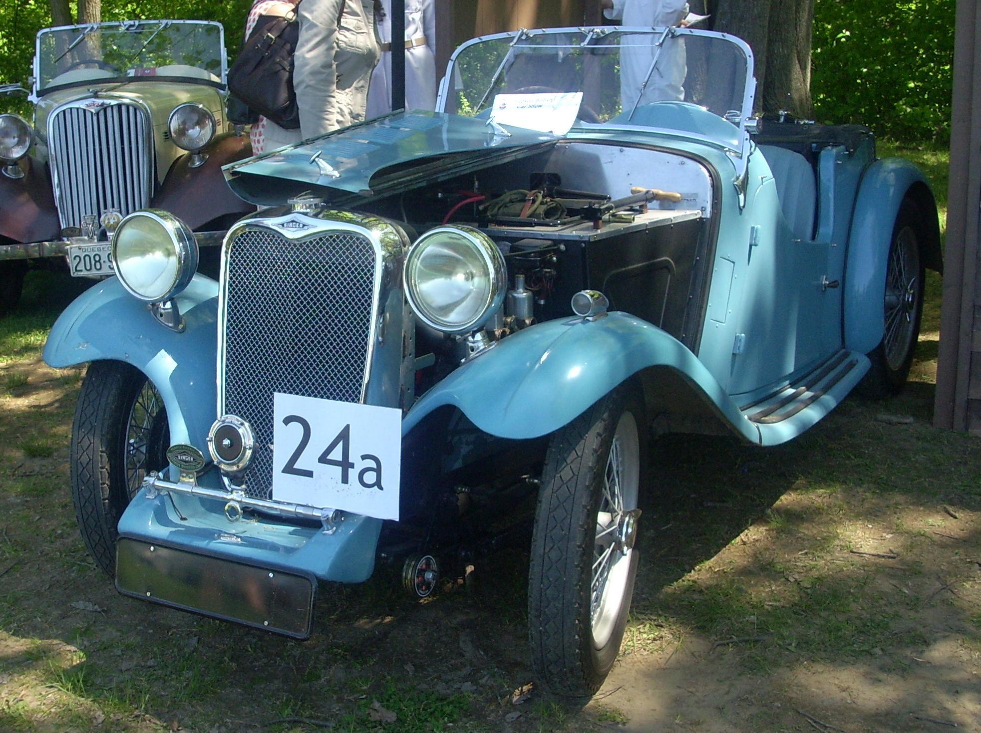 1936 vauxhall convertible