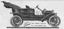Ford Model T Characteristics | RM.