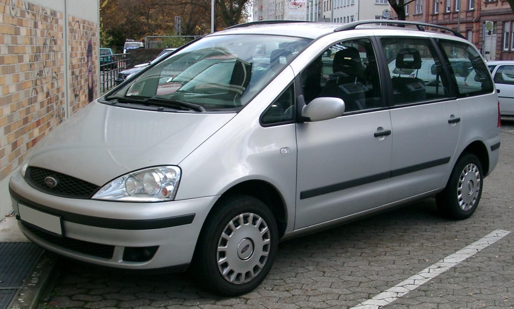 Ford Galaxy (2006)