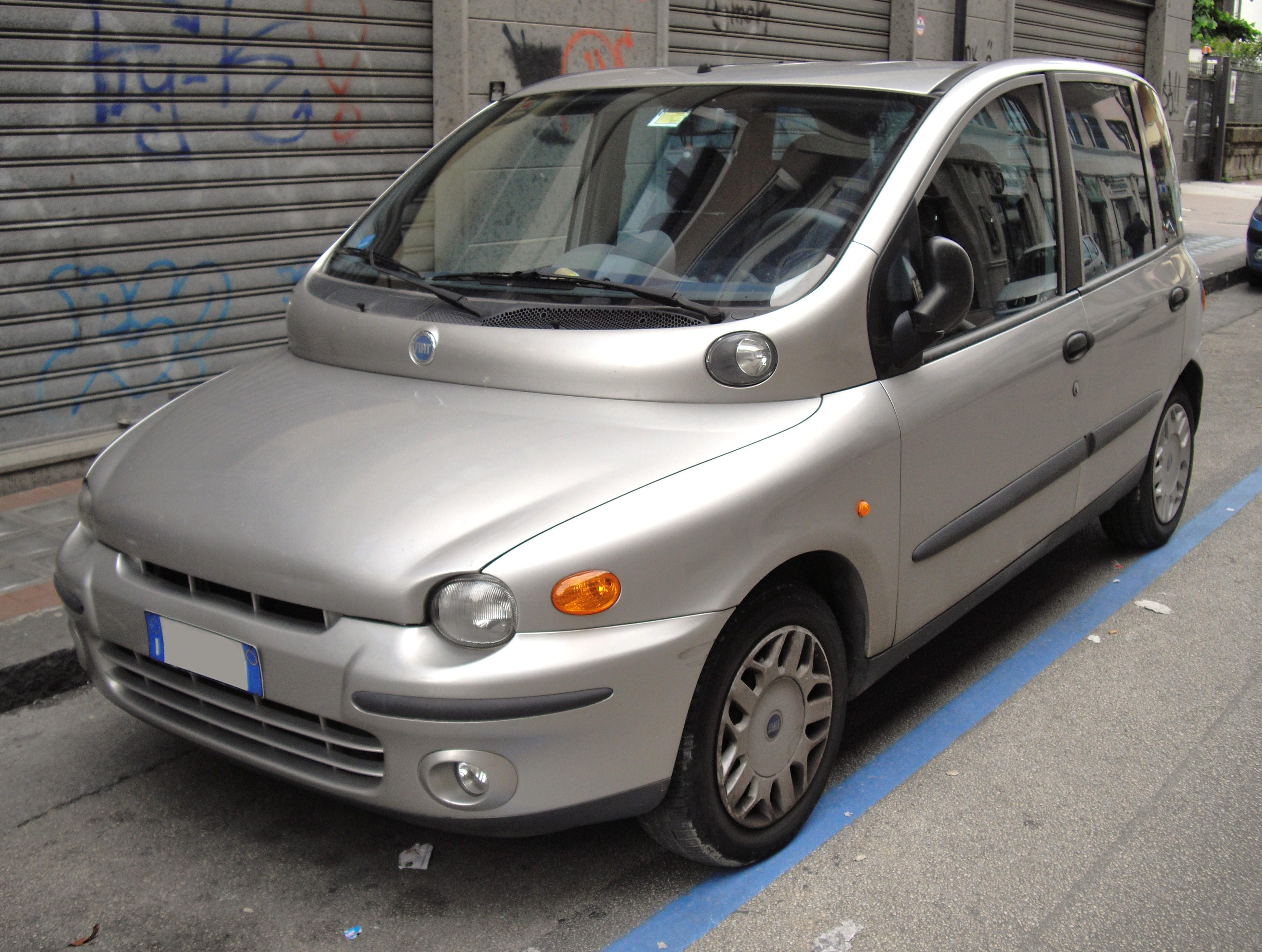 First series Fiat Multipla